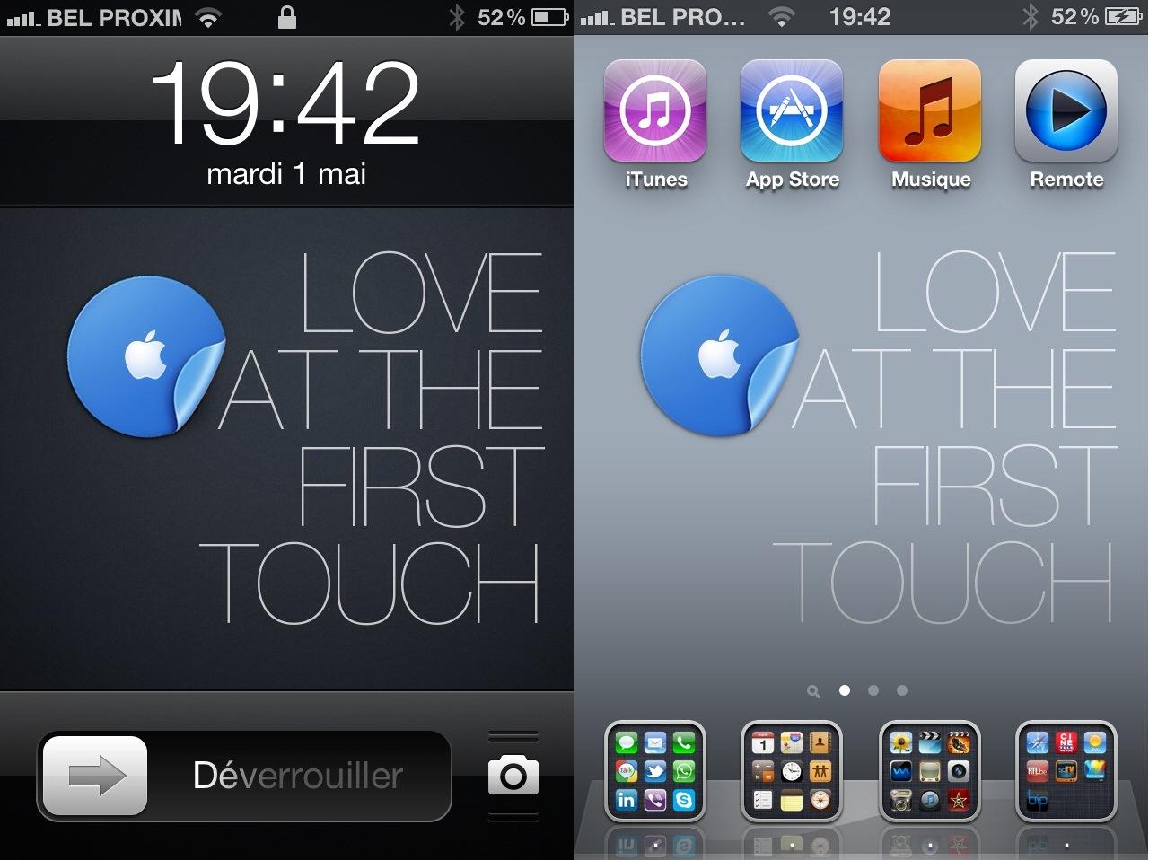My iPhone Theme by angeluson