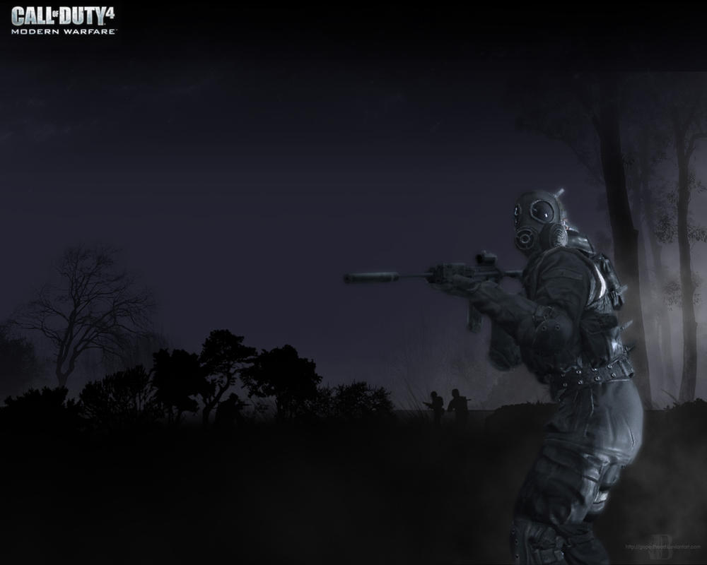 Call of Duty 4 wallpaper