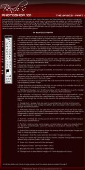 PS 101 - The Basics - Part I