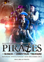 Pirates : The Search for Christmas Treasure