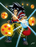 Power Up! Goku