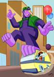 The Great Grape Ape!