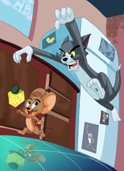 Tom and Jerry: Timeless Chase!