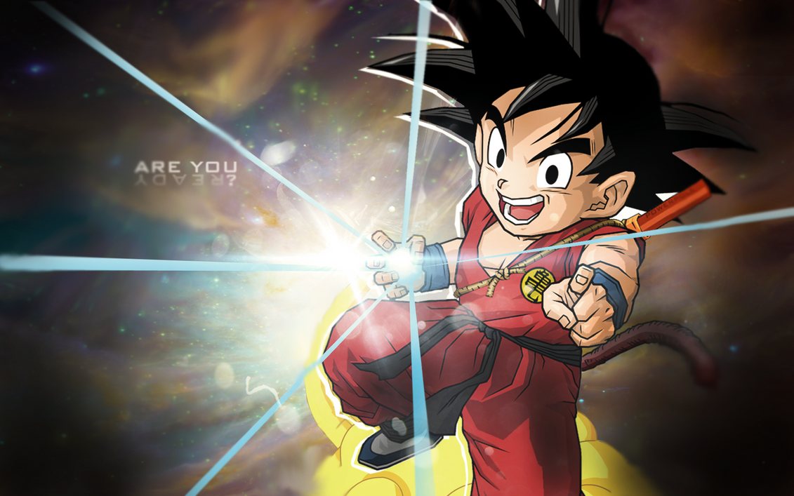 Hd Kid Goku 1920x Wallpaper