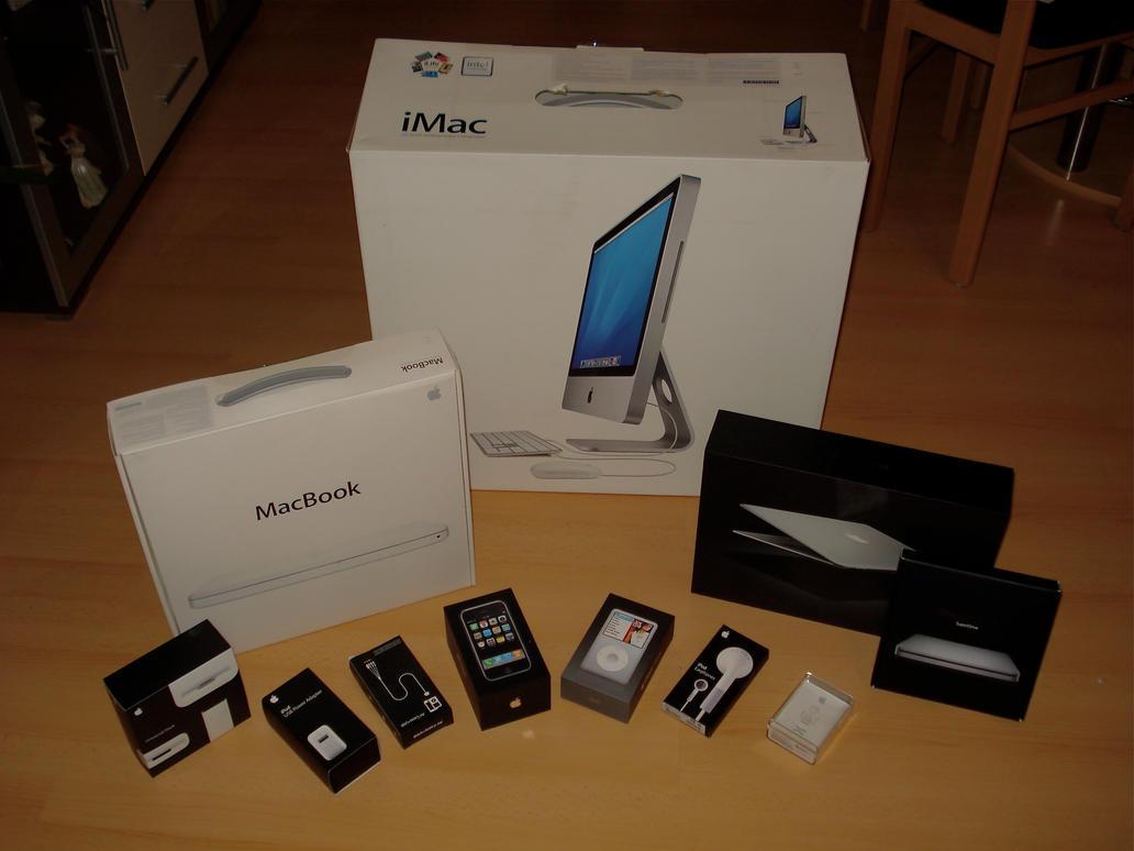 Apple Family my Apple Family II by Mem0rex