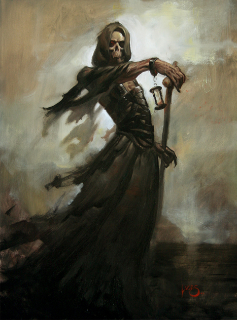 Psychopomp by LucasGraciano