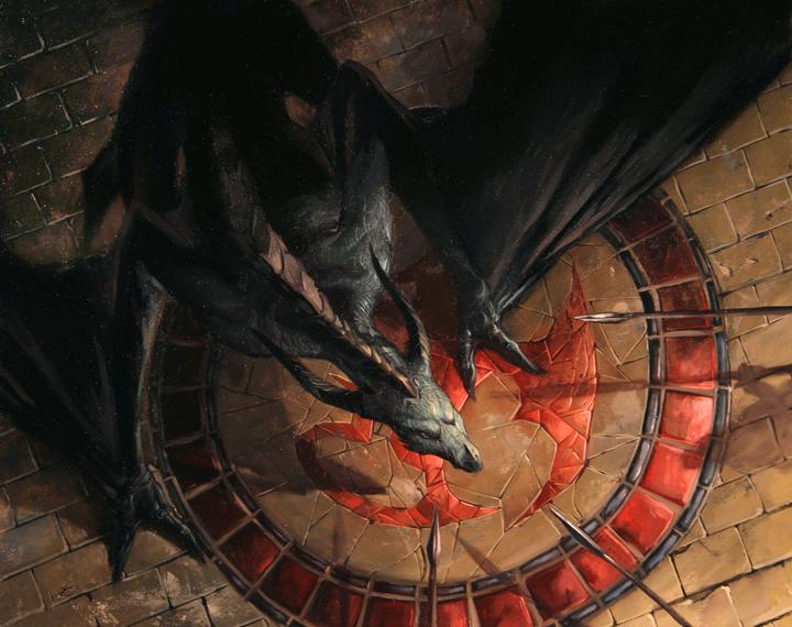 Amorphous Drake by LucasGraciano