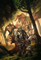 Goblin Corps by LucasGraciano