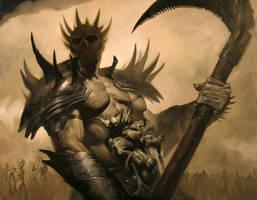 Grave Titan by LucasGraciano