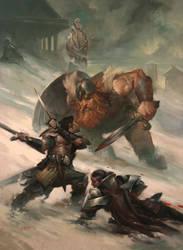 Snow Viking