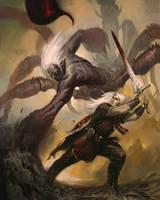 Sword of the Gods II by LucasGraciano