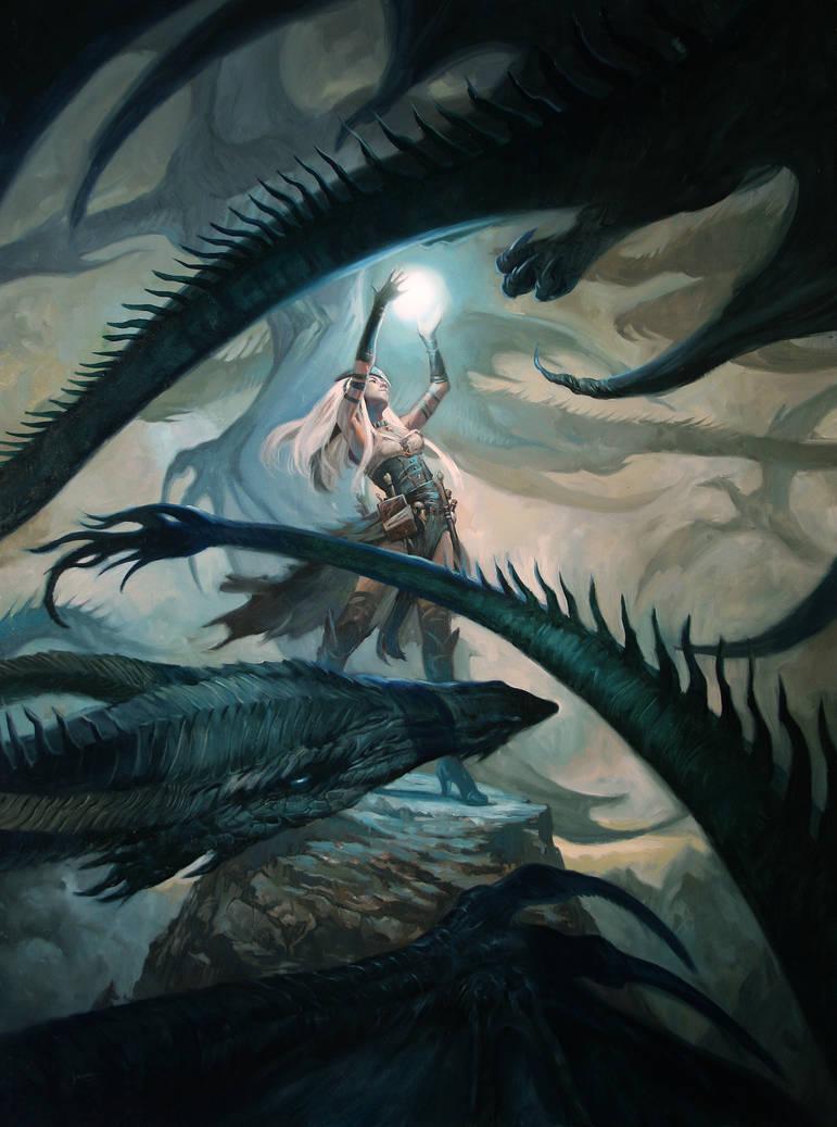 Dragon Swarm by LucasGraciano