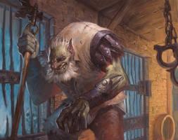 Grenzo, Dungeon Warden by LucasGraciano