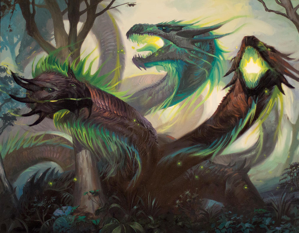 Managorger Hydra by LucasGraciano on DeviantArt