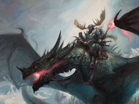 Dragon Rider by LucasGraciano