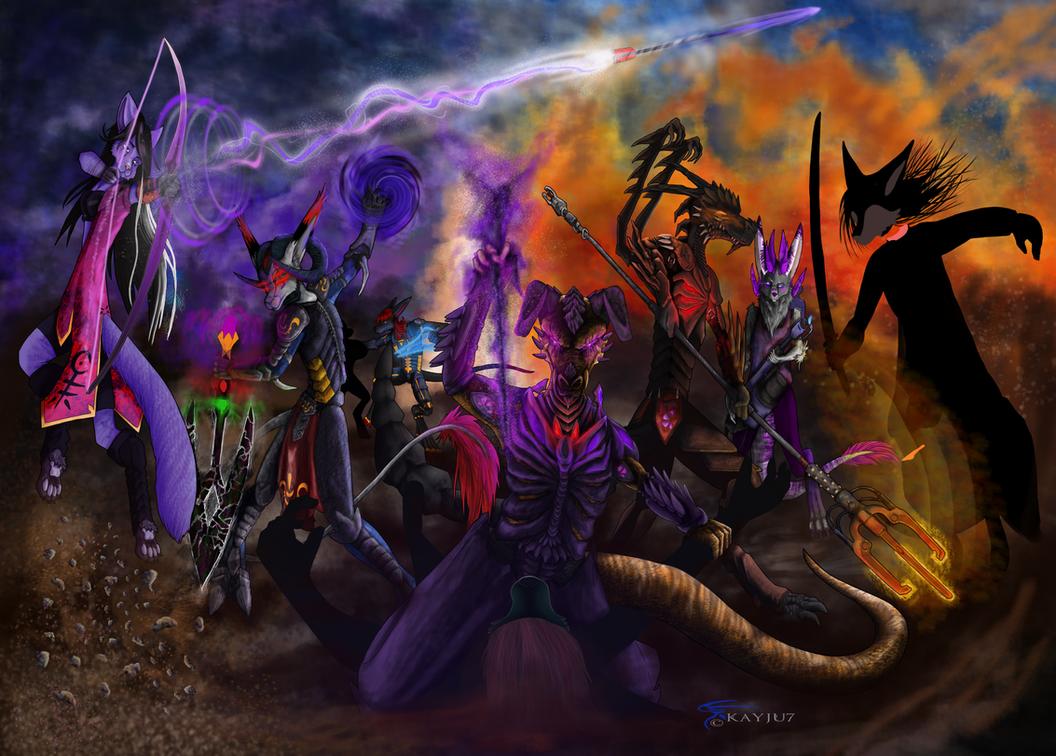 Prepare for War by Kayju7