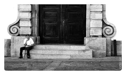 company of the lonelyness by anafilipacouto
