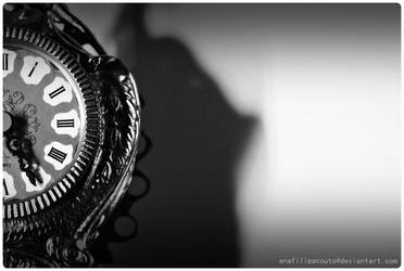 Time . by anafilipacouto