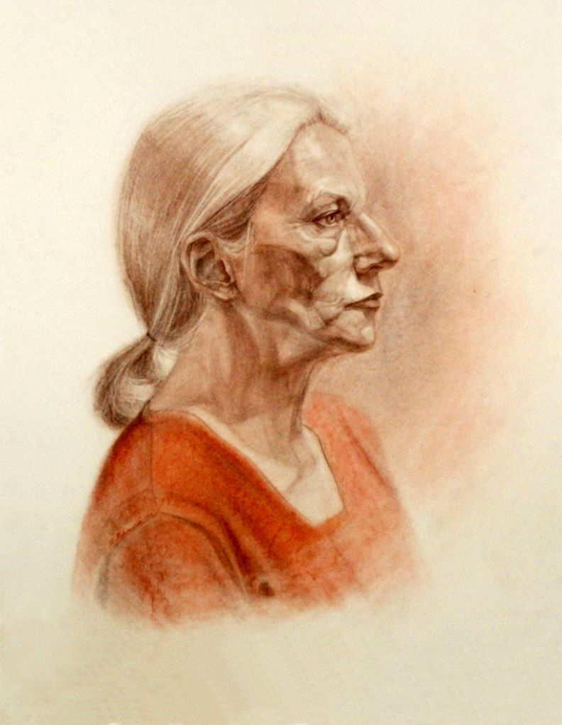 Portrait 2 by Oddel
