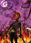 Jack O Lantern / Pumpkin King