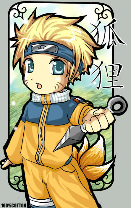 Chibi_Naruto_by_100pCotton