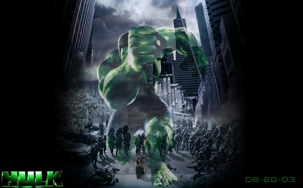 Ang Lee's Hulk wallpaper by predatorX20 on DeviantArt
