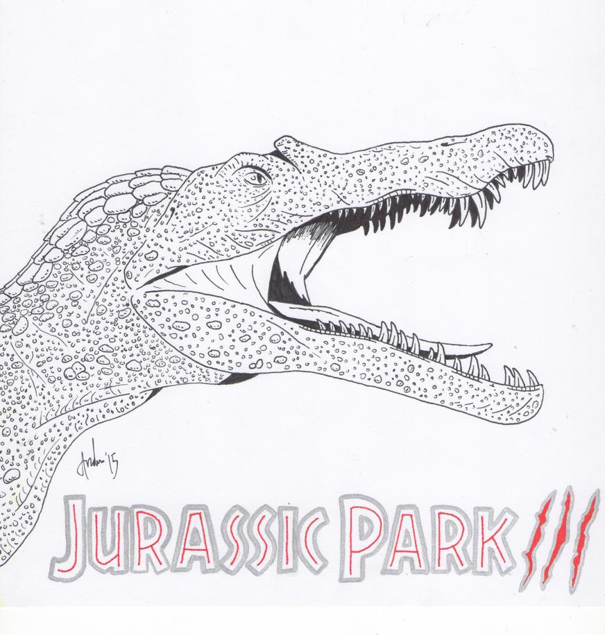Spinosaurus By PredatorX20 On DeviantArt