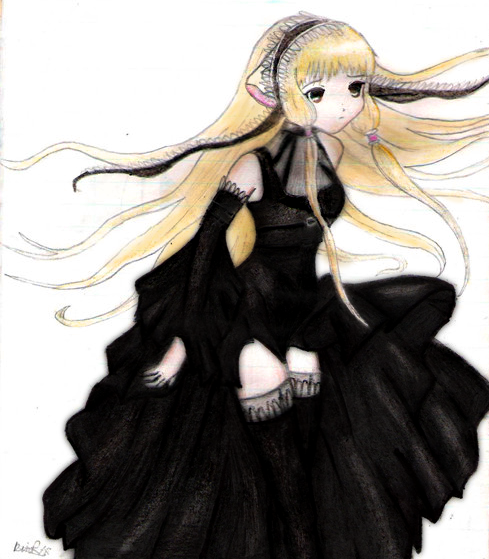 Freya chobits