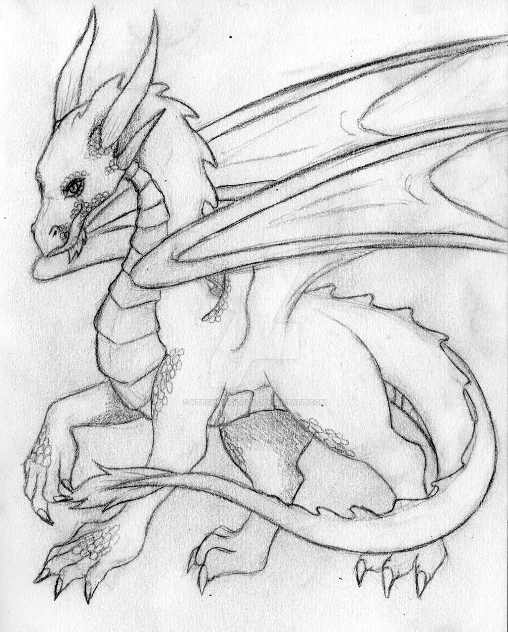 Dragon! by KTechnicolour