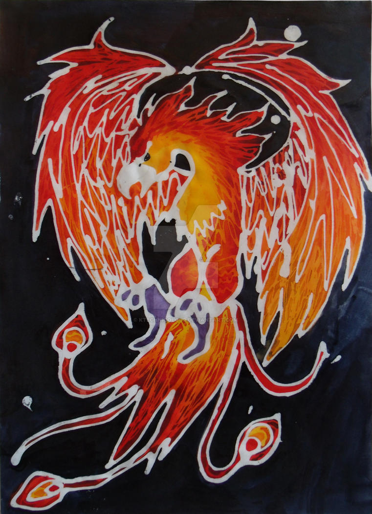 Phoenix by KTechnicolour