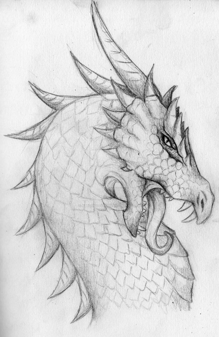 Dragon 3 by KTechnicolour