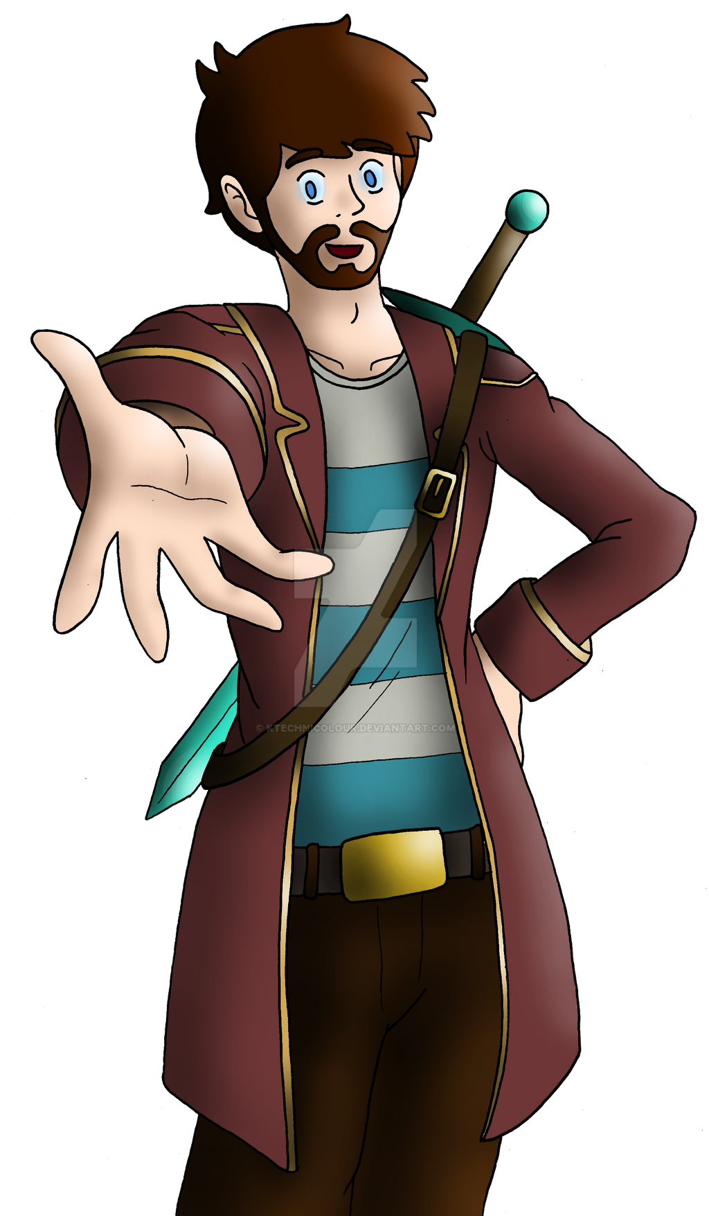 Hello! and Welcome To The Yogscast! by KTechnicolour