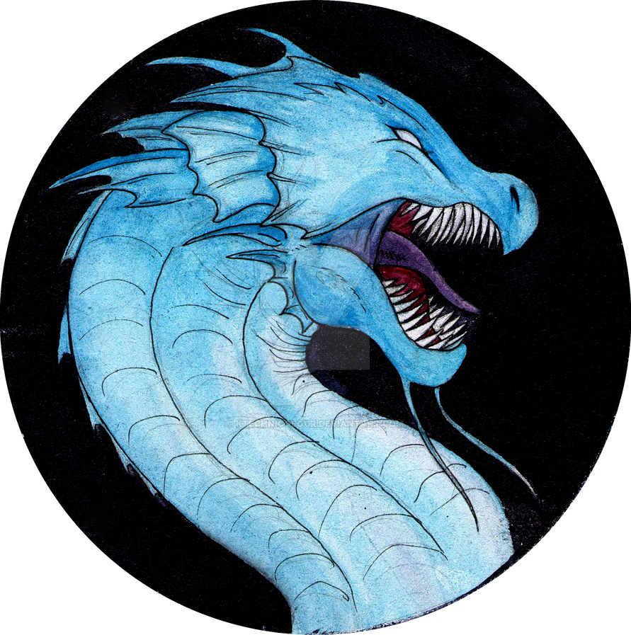 Dragon Circle 4 by KTechnicolour