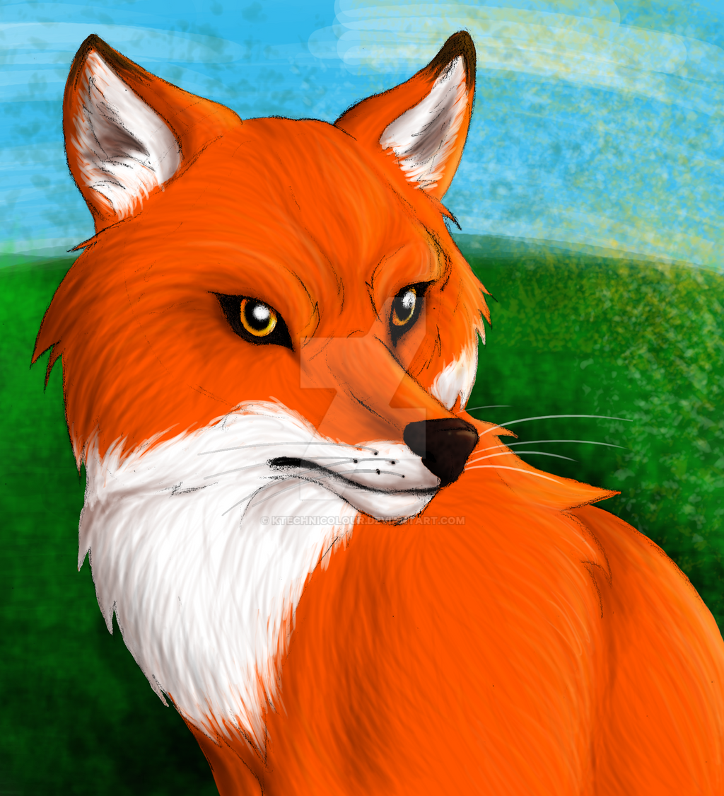 Fox by KTechnicolour