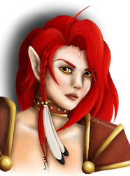 Vala Portrait