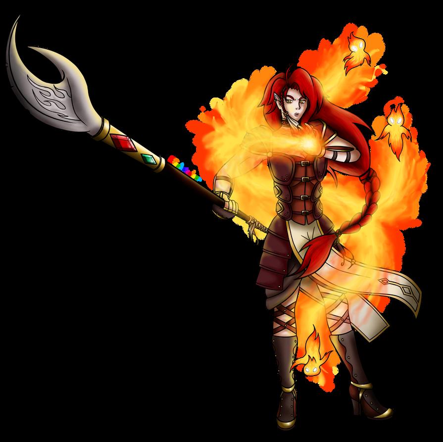 Vala Spirit Guardians by KTechnicolour