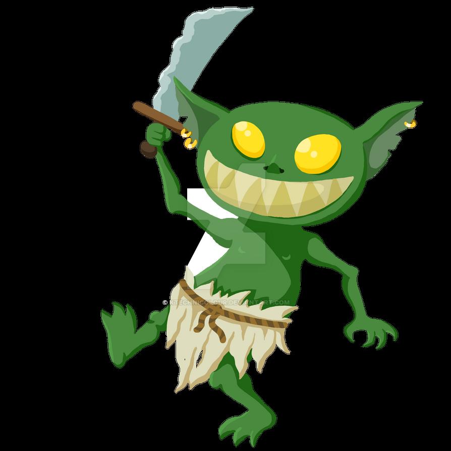 Goblin by KTechnicolour