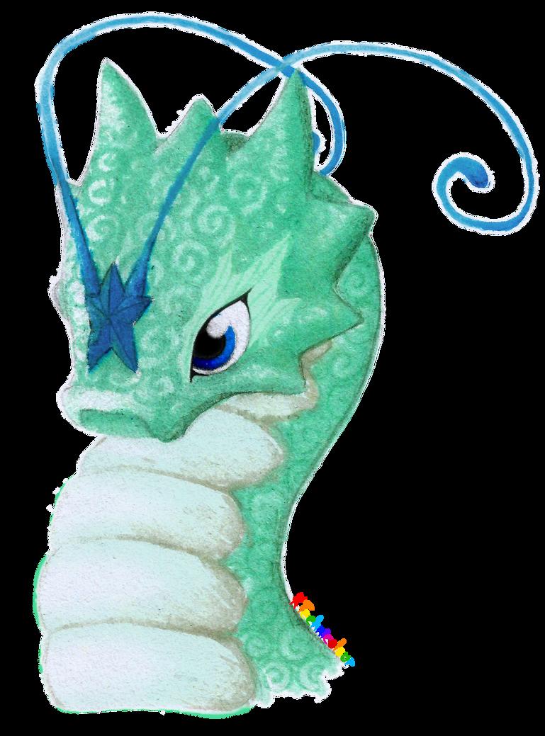 Cute Dragon by KTechnicolour