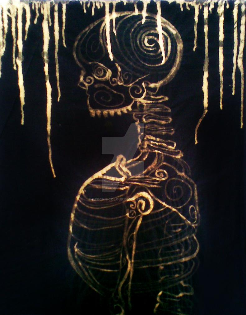 Skeleton by KTechnicolour