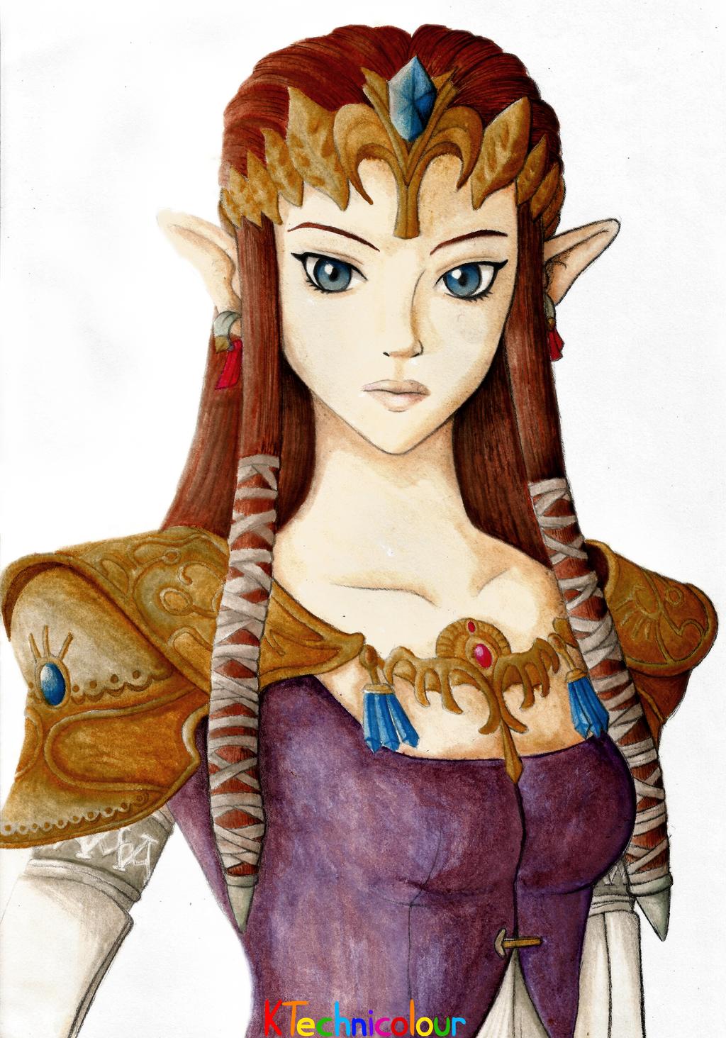 Zelda by KTechnicolour