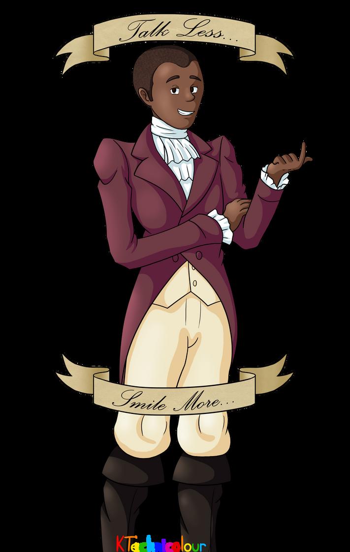 Aaron Burr, Sir by KTechnicolour