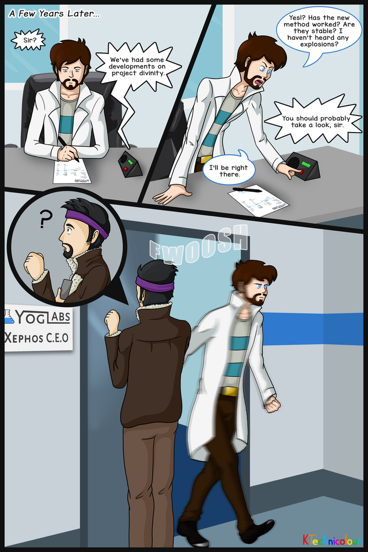 YogLabs: Behind Closed Doors - Pg2 by KTechnicolour