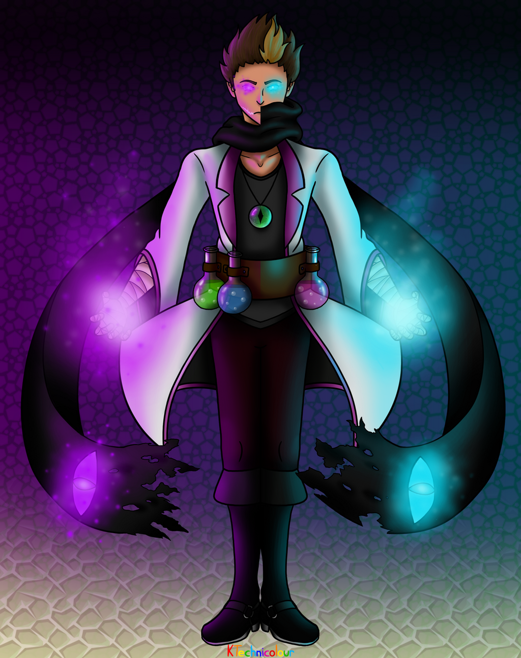 Ender Magic by KTechnicolour