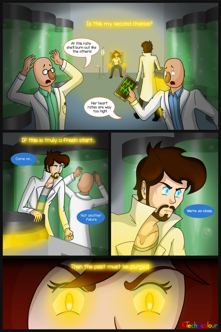 YogLabs: Behind Closed Doors - Pg21 by KTechnicolour