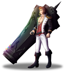 Fate: Grand Order - Napoleon, Man of Possibilities by KTechnicolour