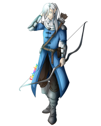 Cyan - Sephirotha15 commission