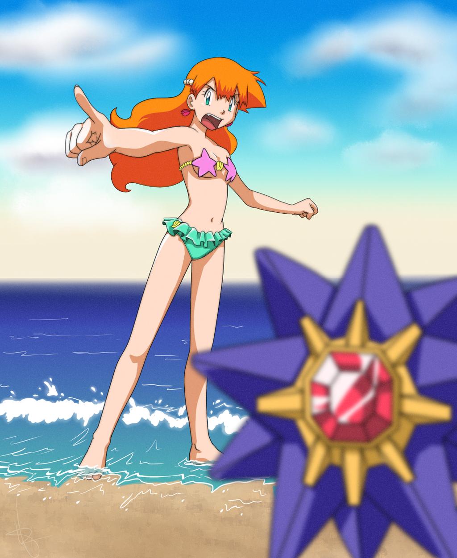 Pokemon holly nude