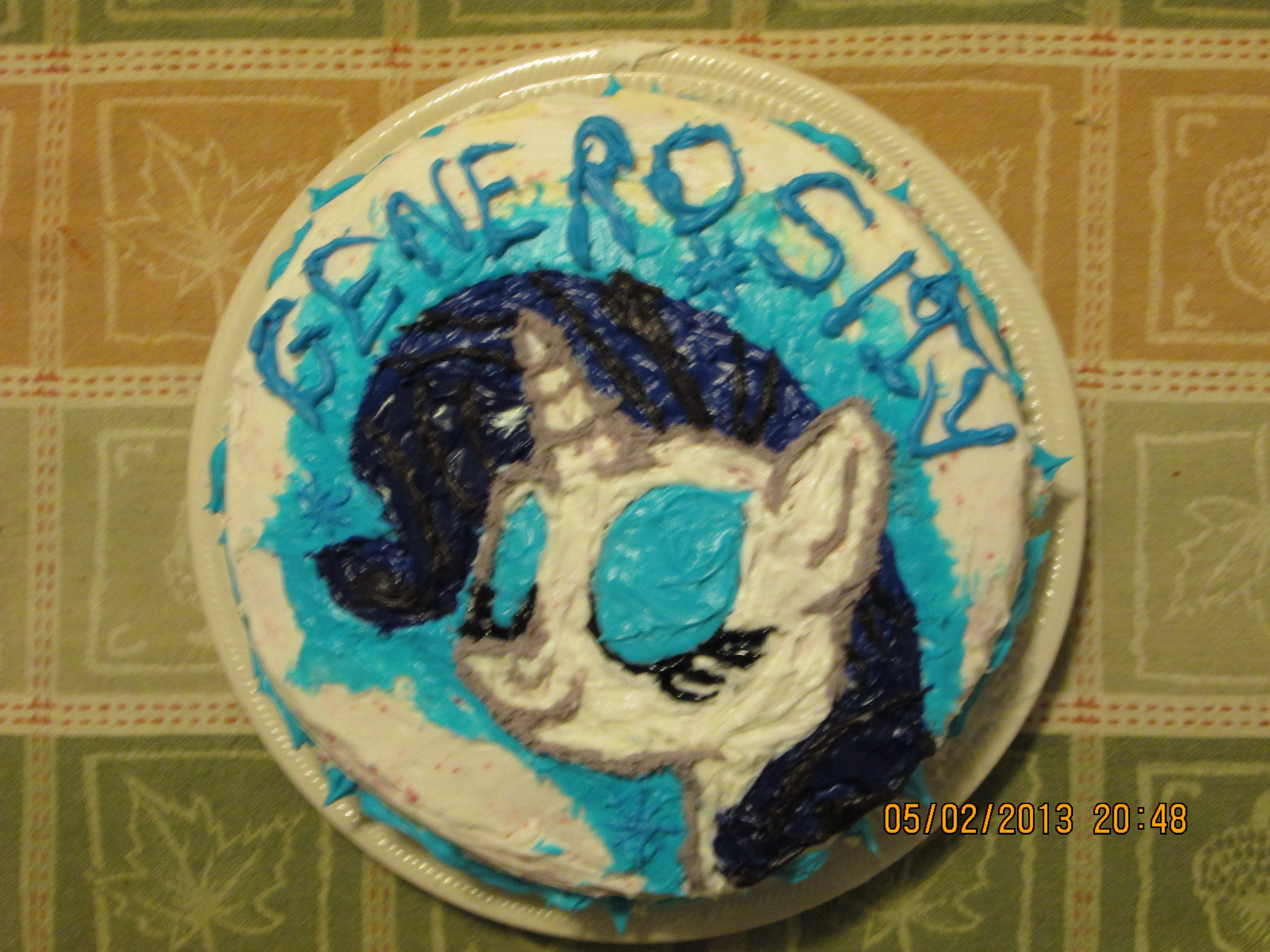 Generosity Cake by SlateofGranite