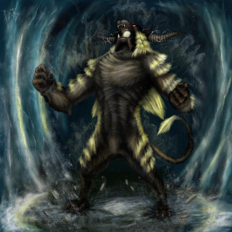 Pure Power by wyvernsmasher