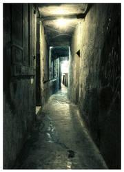 urban hallway no.1 by Schizzo
